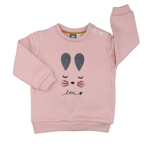 Sweater Hase - Pünktchen Komma Strich
