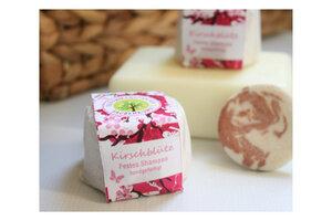 Kirschblüte (festes Shampoo) - Sauberkunst