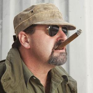 Cuba Libre Kappe im military look - Real Deal Brazil