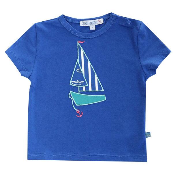 Baby T-shirt Boot