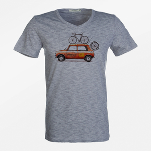 T-Shirt Peak Bike Service - GreenBomb