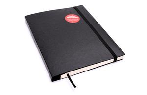 Notizbuch Schweizer Broschur DIN A5 - tyyp