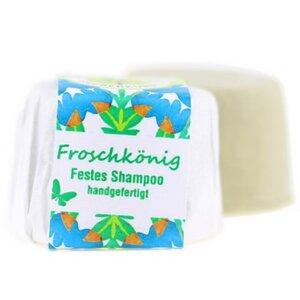 Froschkönig (festes Shampoo)  - Sauberkunst