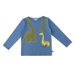 Kinder Langarm-Shirt mit Dinos  - Enfant Terrible