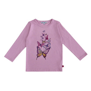 Kinder Langarm-Shirt Schmetterlinge - Enfant Terrible