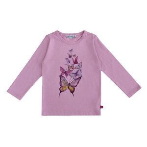 Kinder Langarm-Shirt Schmetterlinge - Enfant Terrible