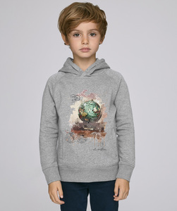 LIMITED EDITION - Hoodie Junge mit Motiv / Travel - Kultgut