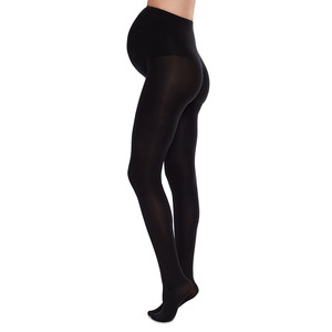Matilda Premium Maternity Strumpfhose Schwarz - Swedish Stockings