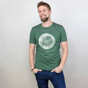 Shirt Liferings aus Modal®-Mix Grün - Gary Mash