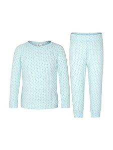 """""""Green Cotton"""" Schlafanzug hellblau - Green Cotton"""
