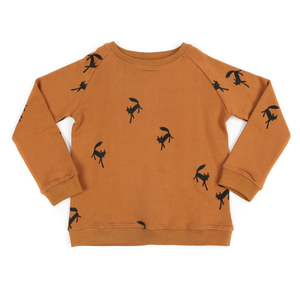 Sweater wandering wolf - Liv+Lou