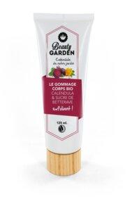 BIO-Körperpeeling mit Ringelblume und Rote-Beete-Zucker - Beauty Garden