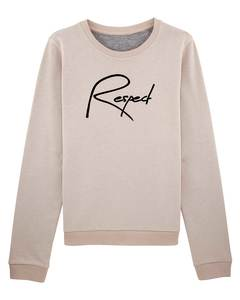 Damen Sweatshirt 'Fantasy - Respect' (weitere Farben) - Human Family