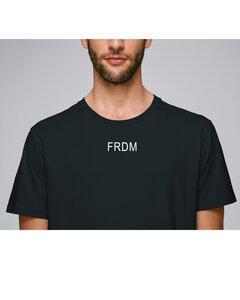 Herren Bio T-Shirt Rolls - Freedom - Human Family