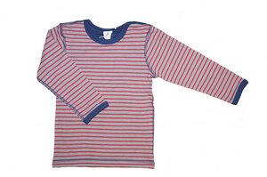 Wende Langarmshirt 5 Farben Bio-Baumwolle Oberteil T-Shirt  - Leela Cotton