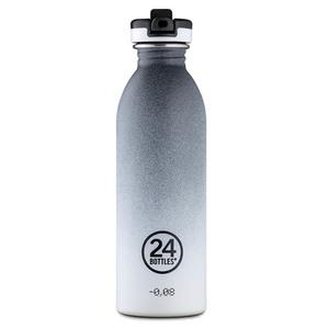24bottles 0,5l Edelstahl Trinkflasche mit Sportverschluss - verschiedene Farben - 24bottles