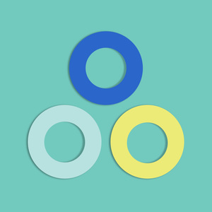 soulbottles 3er Pack Gummis - verschiedene Farben - soulbottles