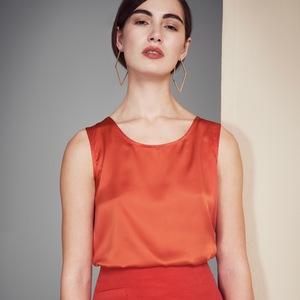 Top ROSA orange - JAN N JUNE