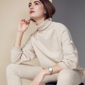 Pullover CONCORDE beige - JAN N JUNE