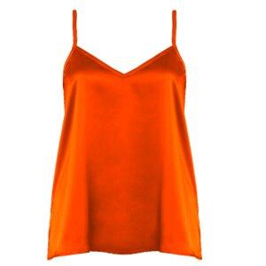 Top JULIET orange - JAN N JUNE
