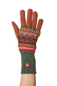 100% Alpaka-Handschuhe aus Peru - Apu Kuntur