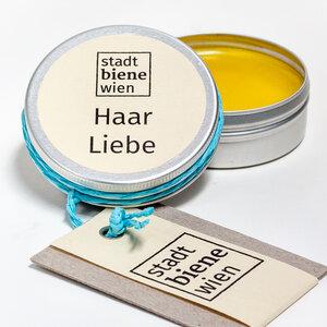Bio-Haarspitzenpflege mit Brokkolisamenöl - Stadtbiene Wien