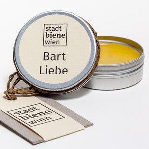 Bio-Bartpflege mit Brokkolisamenöl - Stadtbiene Wien