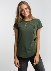 Womens Wild'n'free Shirt - merijula