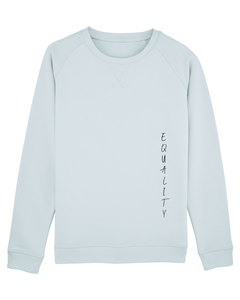 Bio Damen Sweatshirt - Everyday Equality  - Human Family