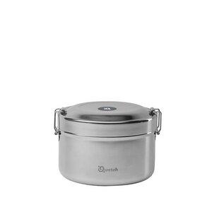 Isolierte Edelstahl Bento Box 850ml - Qwetch