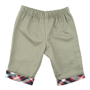 Stilvolle Hose (cinder-grau od. cinder-navy) für Girls & Boys (54361) - carl&lina