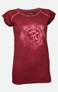 T-SHIRT PIGMENT DYED OM - OGNX