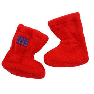 Baby Stiefelchen Bio Woll-Fleece - Pickapooh
