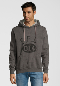 Max Sweat Hoody - anthracite - SHIRTS FOR LIFE