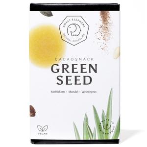 Schokoladen-Snack Green Seed - Sweet Elephant