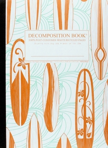 Decomposition Book Surfboards - Michael Roger