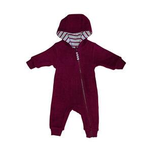 Wende-Overall Fleece - Leela Cotton