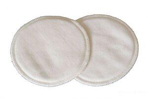 3 Paar Stilleinlagen aus reiner Baumwolle - Popolini