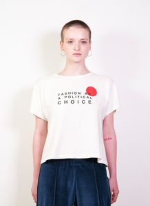 Statement Shirt Ottine FASHION AS A POLITICAL CHOICE - Kluntje