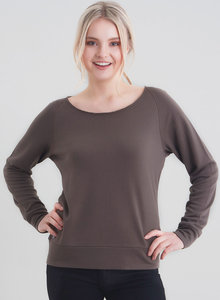 Tencel Basic Langarmshirt mit toller Passform - ORGANICATION