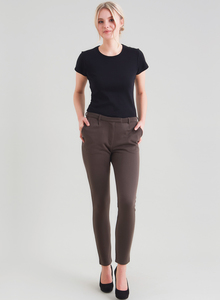 Tencel Slim-fit-Hose - ORGANICATION