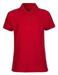 Damen Poloshirt Pique Polo von Neutral - Neutral