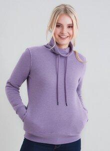 Sweatshirt aus Bio Baumwolle mit Kapuze - ORGANICATION