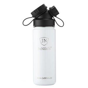Exklusive JuNiki´s Trinkflasche aus Edelstahl Vakuum-isoliert 550ml - JN JuNiki's