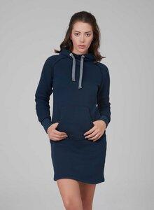Kleid aus Bio Baumwolle mit Kapuze - ORGANICATION