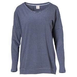 Langarmshirt - dunkelblau - People Wear Organic