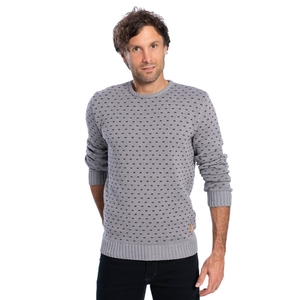 Summit Pullover Grau - bleed
