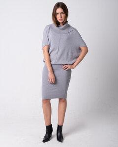 Cotton Knit Dress - Alma & Lovis