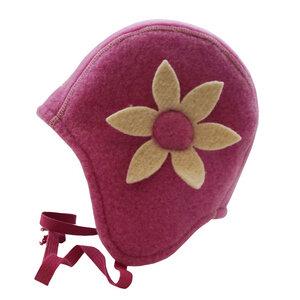 Mädchen Mütze Nele Wollfleece - Pickapooh
