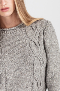 Pullover Ellie aus recycelter Wolle - ME&MAY